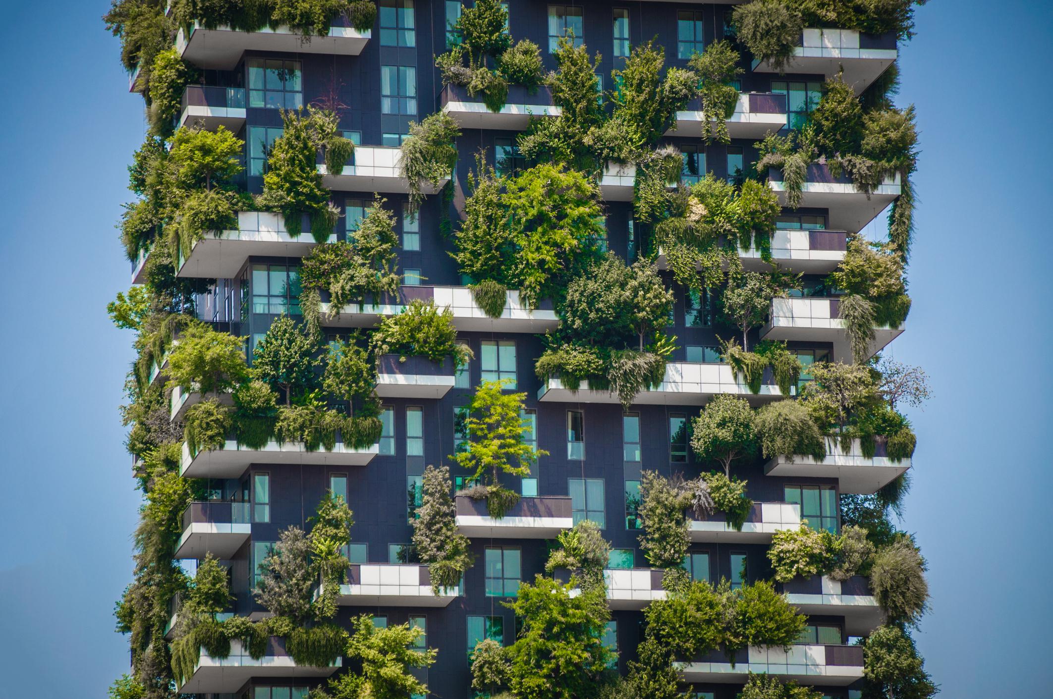 可持续建筑