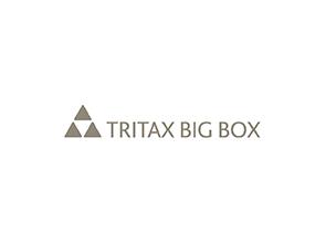 Tritax大盒子Logo调整大小