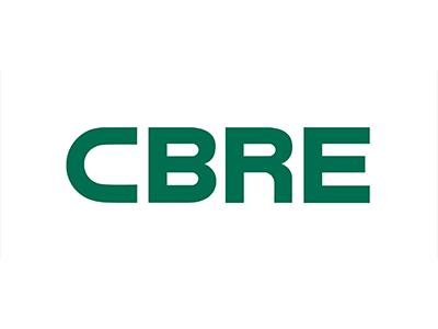 CBRE logo member