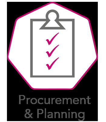 Procurement and planning