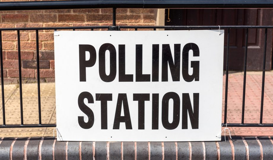 'Vote now' to signify UK General Election 2019 policy asks