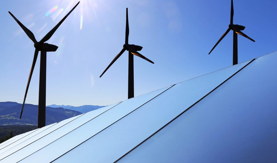Renewables and offsets