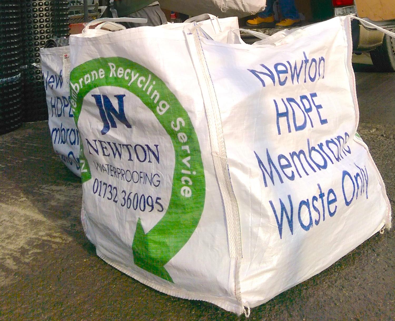 Membrane Recycling Chelsea Barracks 5